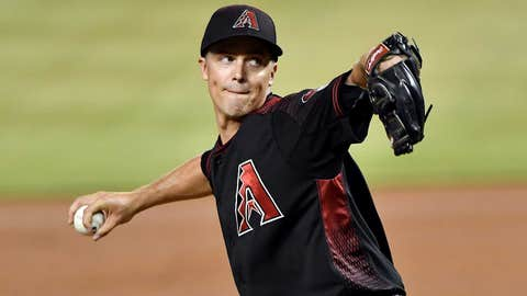 Ray deals, Goldschmidt slams, Diamondbacks rout Brewers 11-1