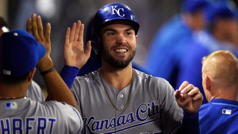Merrifield, Hammel help Royals to 4-2 victory over Red Sox