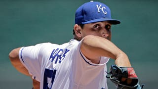 Jason Vargas: 'It was a great day because we came out with a W'
