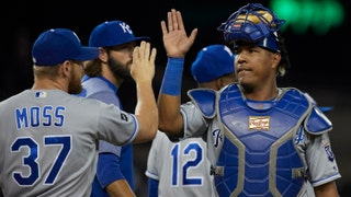 Salvy talks about his 'pretty good' day