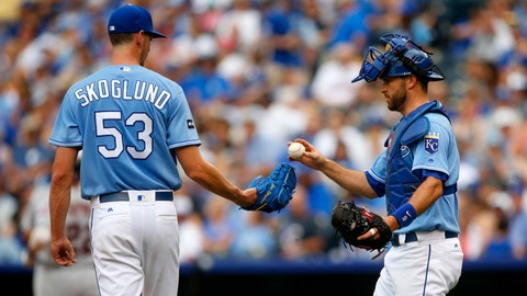 Perez's grand slam lifts Royals to 6-4 win over Red Sox