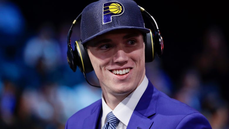 Pacers announce roster for rookie/free agent camp
