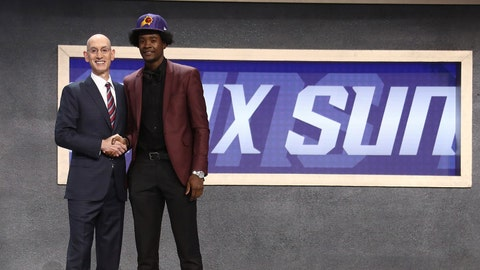 Kansas' Jackson, Duke's Tatum headline forwards in NBA draft