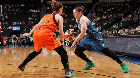 Sun Hand Lynx Their First Loss of Season With 98-93 Victory