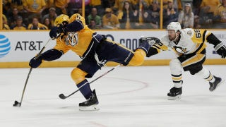 Predators LIVE To GO: Preds cut Pens series lead to 2-1 with 5-1 drubbing in Game 3