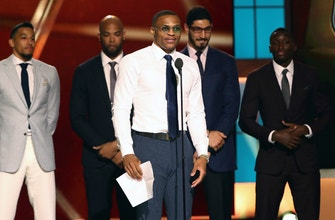 Despite The Bad Timing, The First NBA Awards Show Was A Success