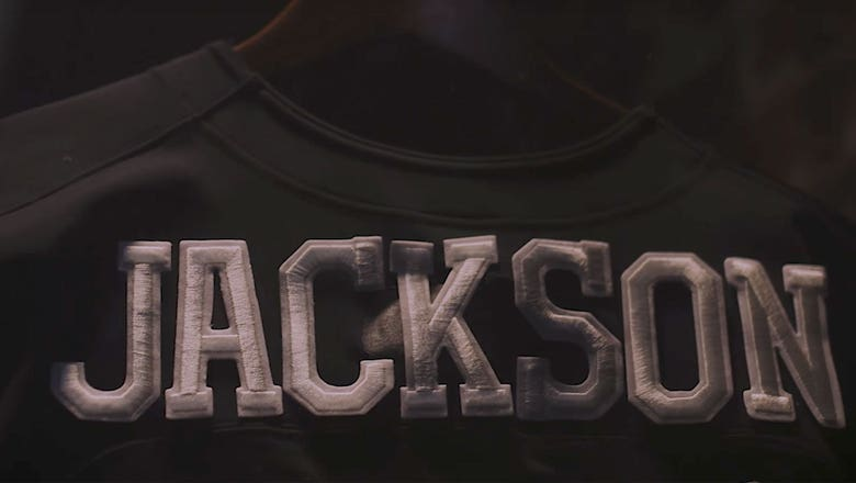 Bo Jackson's nephew drops awesome video to announce Auburn commitment