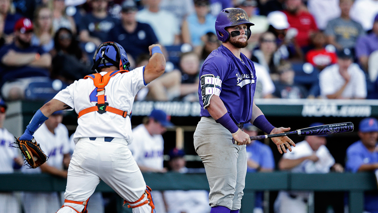 TCU shut out by Florida; will face Aggies in elimination game