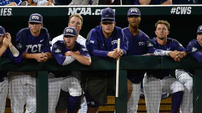 TCU eliminated from College World Series by Florida