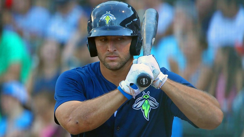 Tim Tebow mocked relentlessly by minor league team