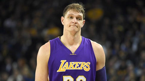 Timofey Mozgov, Julius Randle and a future first-round pick