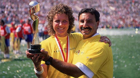 Tony DiCicco, coach of Women's World Cup champs, dies at 68