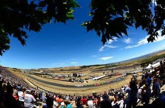 Live: Follow the action in Toyota/Save Mart 350 from Sonoma