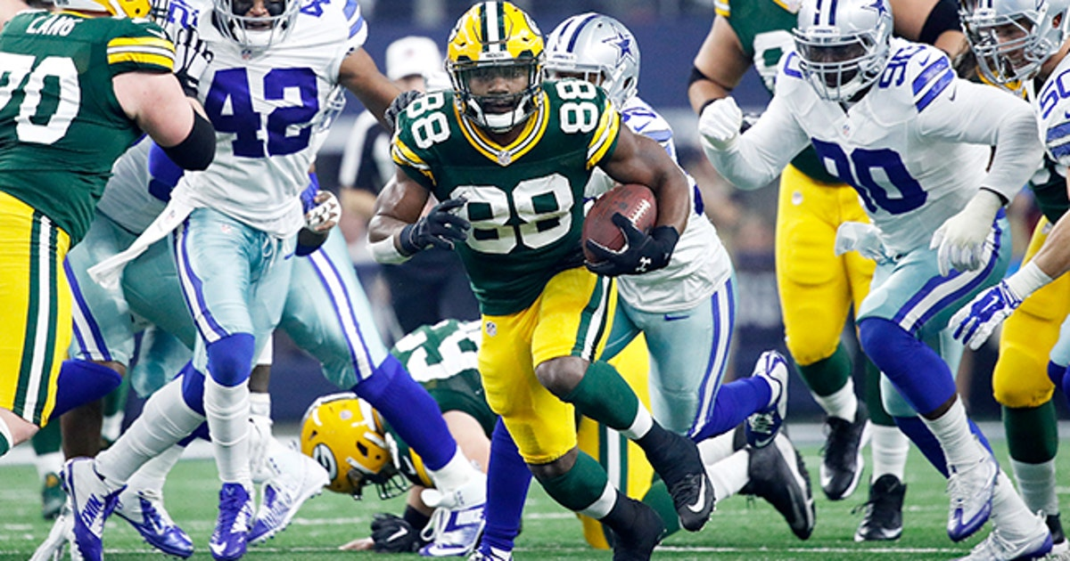 Ty Montgomery At Home Atop The Rb Depth Chart Fox Sports