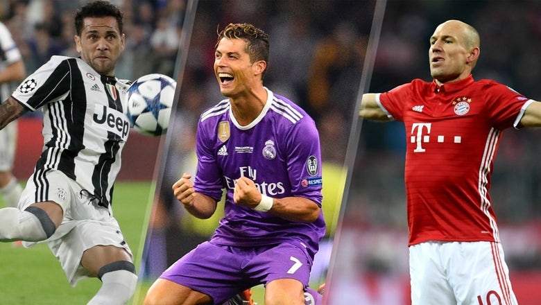 Here are the Top 10 goals of the UEFA Champions League season