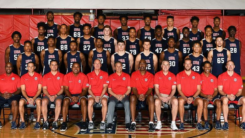 Scouting Hamidou Diallo, Josh Okogie, Kris Wilkes and more at the USA U19 team trials
