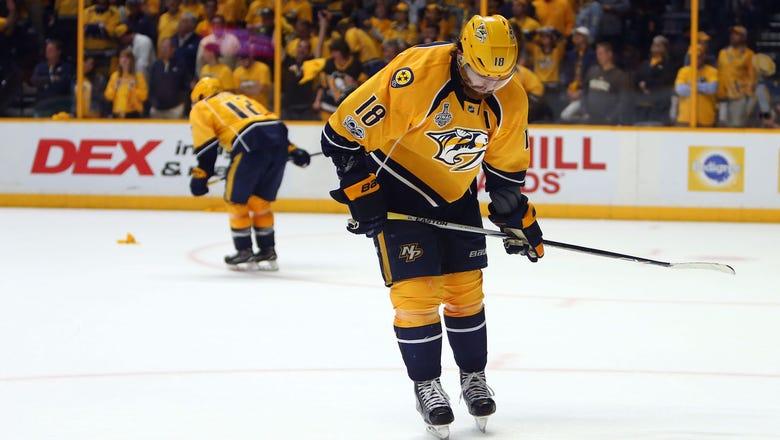 5 reasons the Nashville Predators were beaten by the Pittsburgh Penguins