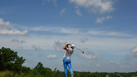Fowler Leads By 2 Strokes After First Round of US Open