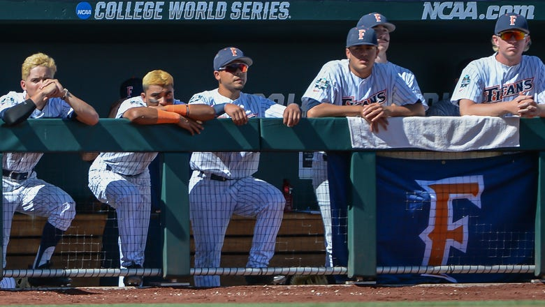 CSUF Titans' College World Series run comes to an end with 6-4 loss to Florida State