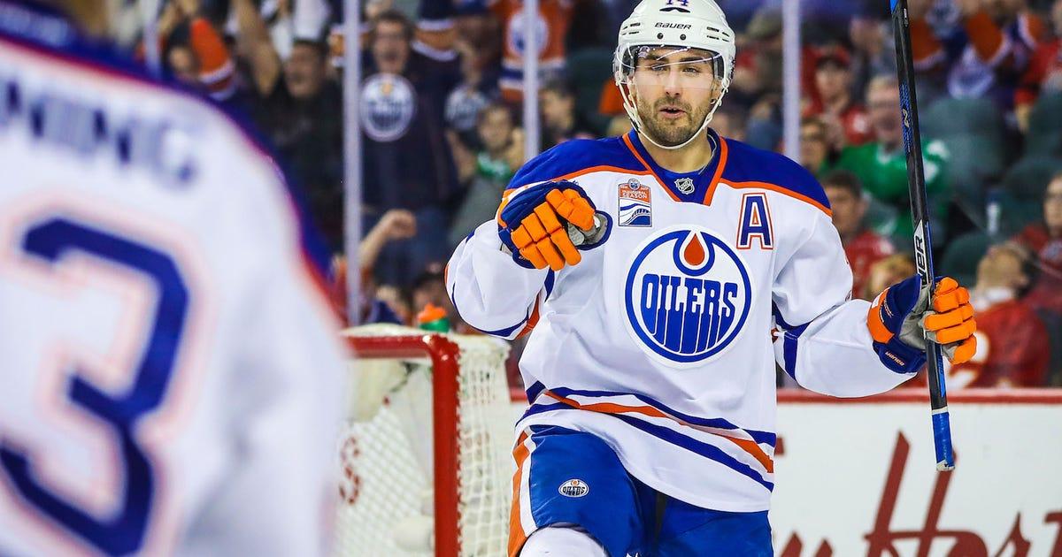 Edmonton Oilers trade Jordan Eberle to New York Islanders | FOX Sports