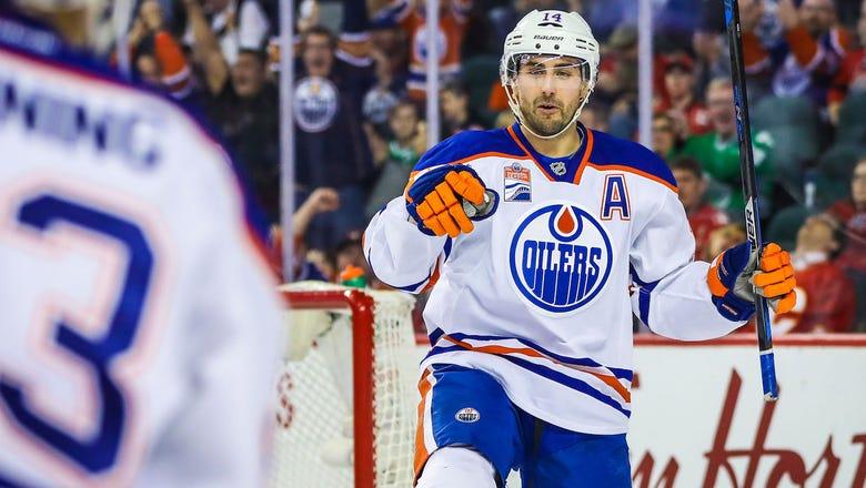 Edmonton Oilers trade Jordan Eberle to New York Islanders