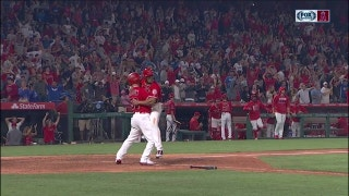 WATCH: Angels walk off the Dodgers in wild ending