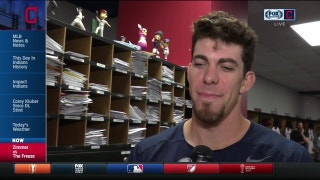 Could Bradley Zimmer beat The Freeze?