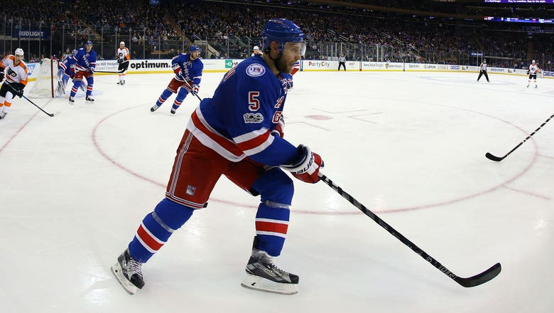 Lightning sign defenseman Dan Girardi to 2-year contract