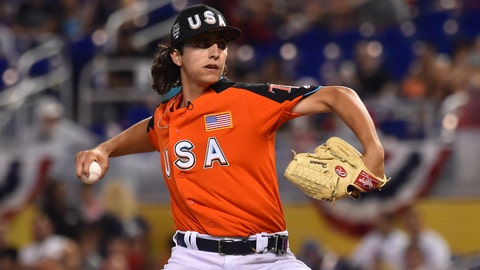 USbaseball tops World in Futures Game