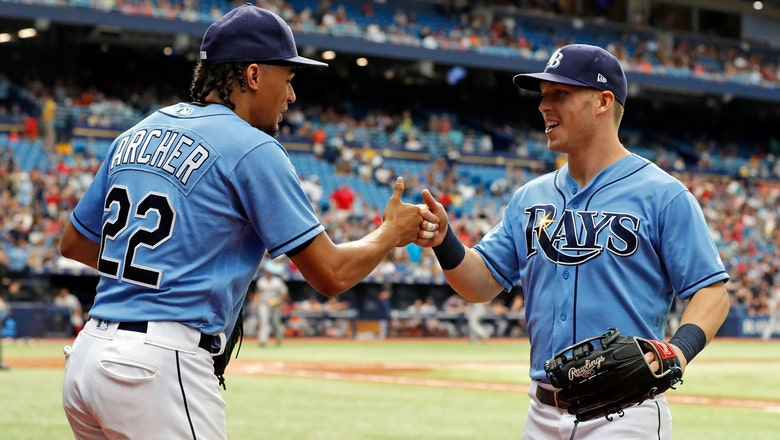 Brad Miller's clutch HR sends Rays riding into break with win over Red Sox
