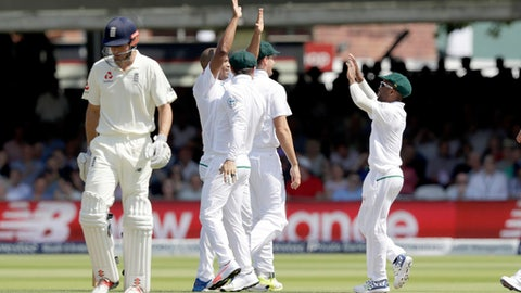 Root puts England in command