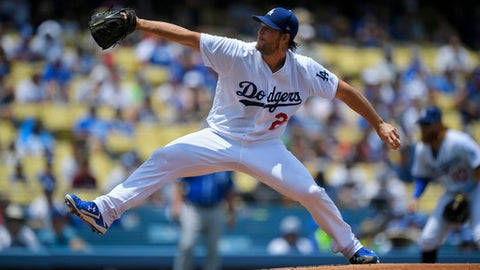 Los Angeles Dodgers Notes: Clayton Kershaw Will Not Pitch in All-Star Game