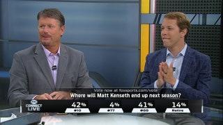 Where will Matt Kenseth end up in 2018? | NASCAR RACE HUB