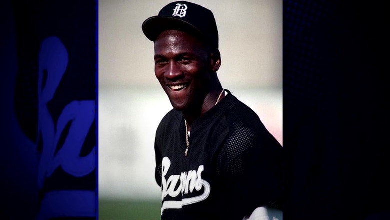Diamond Stories: LaTroy strikes out Michael Jordan