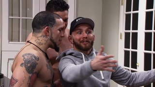 James Krause's friends start World War III at the house | THE ULTIMATE FIGHTER