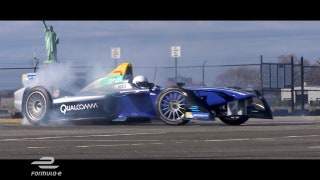 The Specifications of a Formula E Car | 2017 FORMULA E