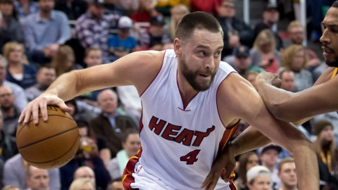 Heat sending Josh McRoberts to Mavericks?