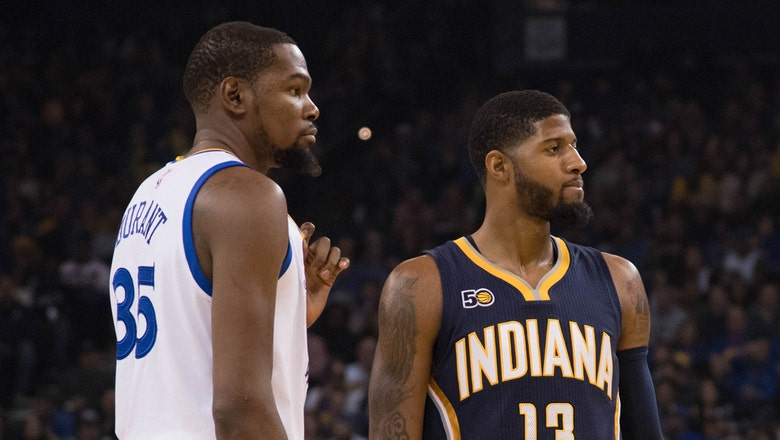 KD told Paul George OKC 'will blow you away'