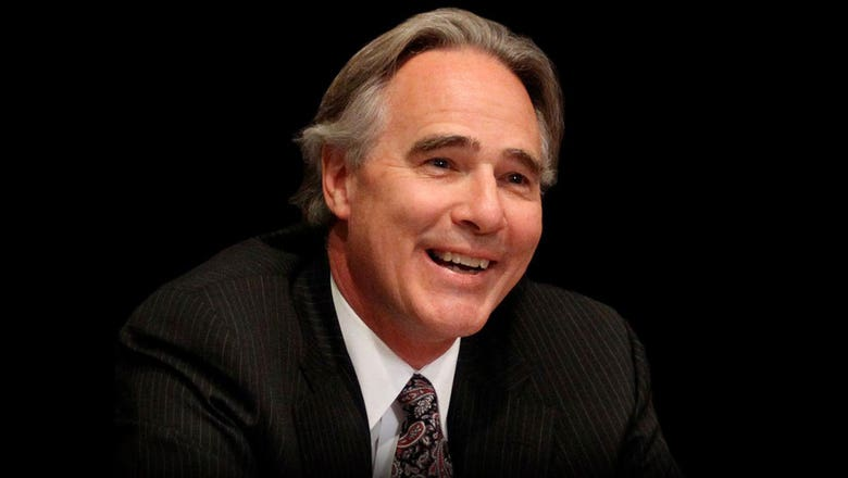 Coyotes name Steve Patterson as president and CEO