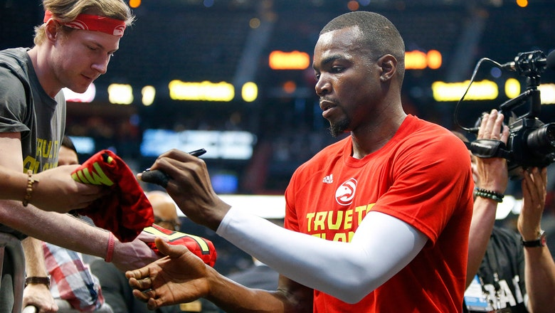 Star forward Paul Millsap signs 3-year deal with Nuggets