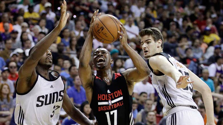 Suns fall to Rockets in Summer League; Chriss scores 26