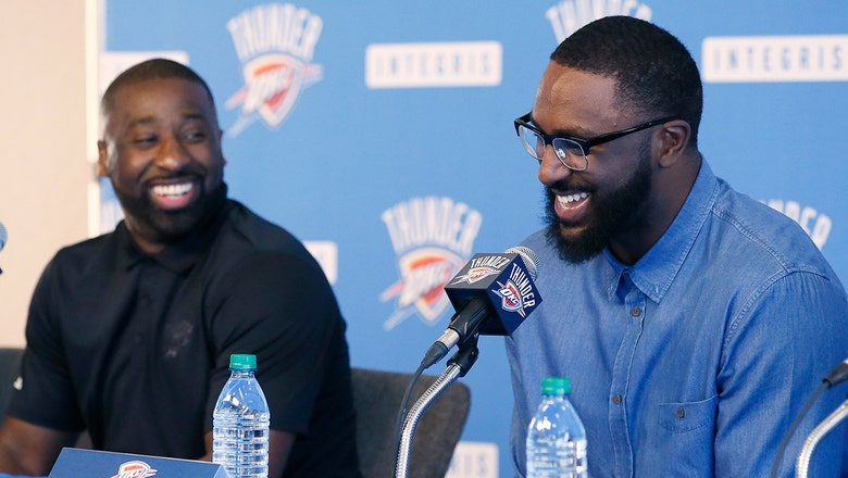 Thunder add experience with signings of Patterson, Felton