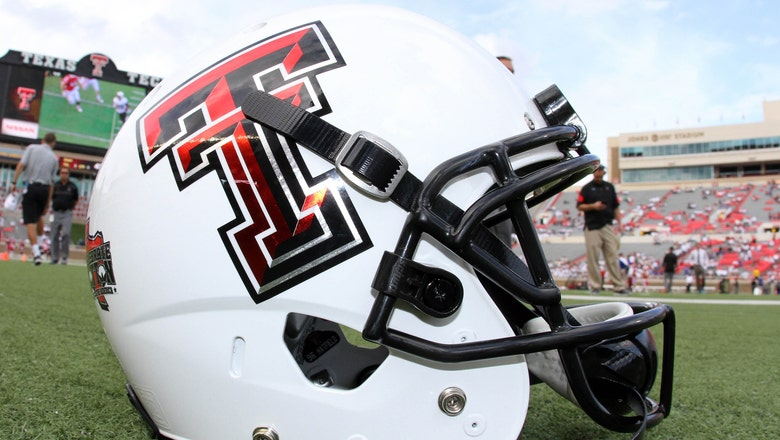 LOOK: Texas Tech unveils renovated football locker room