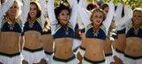 Week 17 NFL cheerleaders