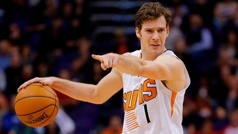 Phoenix Suns (42-40)