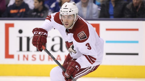 Rangers get Keith Yandle from Coyotes for Anthony Duclair, John Moore and 2016 first-round pick