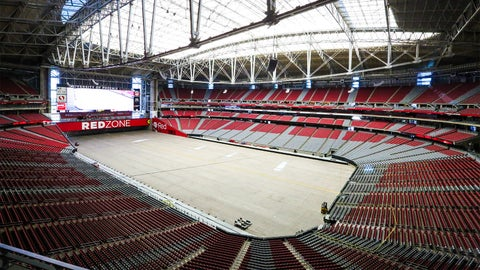 University of Phoenix Stadium: Home of Super Bowl XLIX