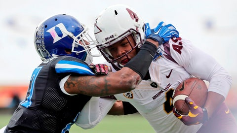 Sun Bowl: ASU vs. Duke