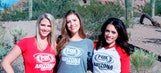 FOX Sports Arizona Girls visit Phoenix Zoo, St. Mary's Food Bank