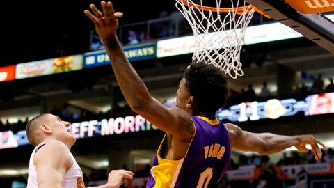 Suns vs. Lakers